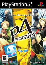 Persona 4 Ps2 Iso