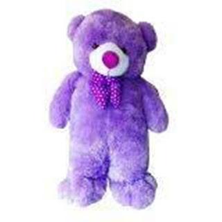 Boneka Teddy Bear Jumbo Ungu