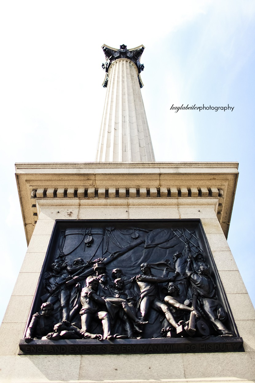 monuments in london england photo