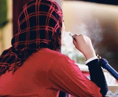 perokok wanita tak subur