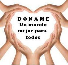Doname un mundo mejor para todos