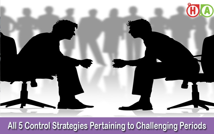 All 5 Control Strategies Pertaining to Challenging Periods