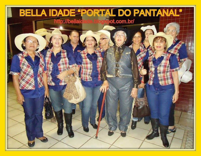 BELLA IDADE DE COXIM