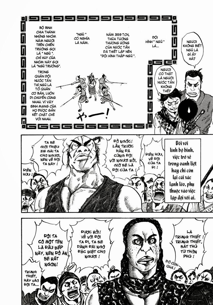 Kingdom - Vương Giả Thiên Hạ Chapter 49 page 12 - IZTruyenTranh.com