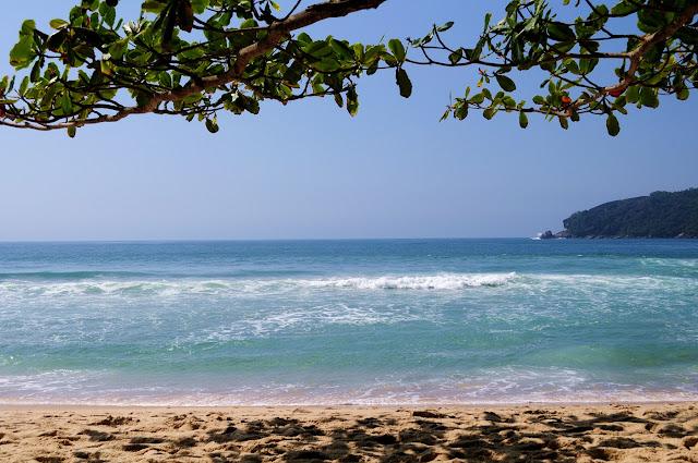 brasil rio de janeiro br 101 trindade viajando sem frescura turismo ferias praia verao sol fotos dicas relato camping pousada praia do cachadaço
