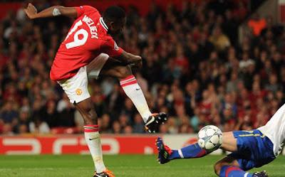 Manchester United 3 - 3 FC Basel (3)