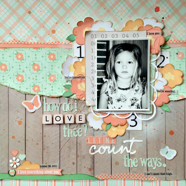 Missy Whidden Chickaniddy Crafts August Pinterest Layout