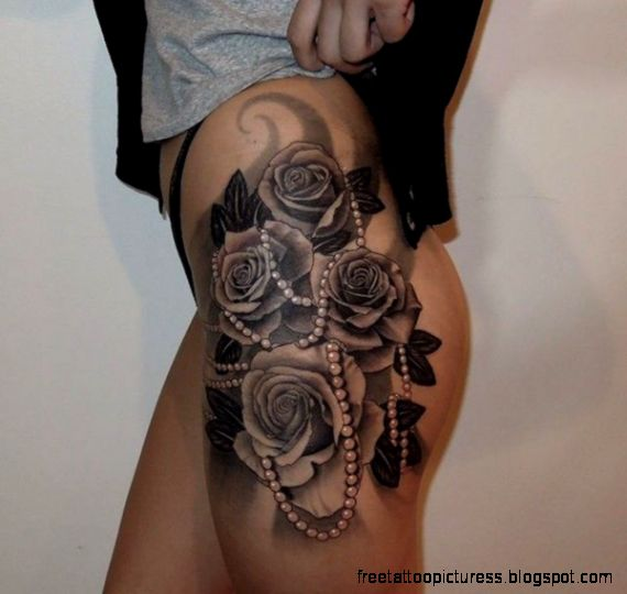 iest thigh tattoos 3