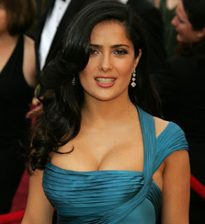 Salma Hayek in Award Ceremony