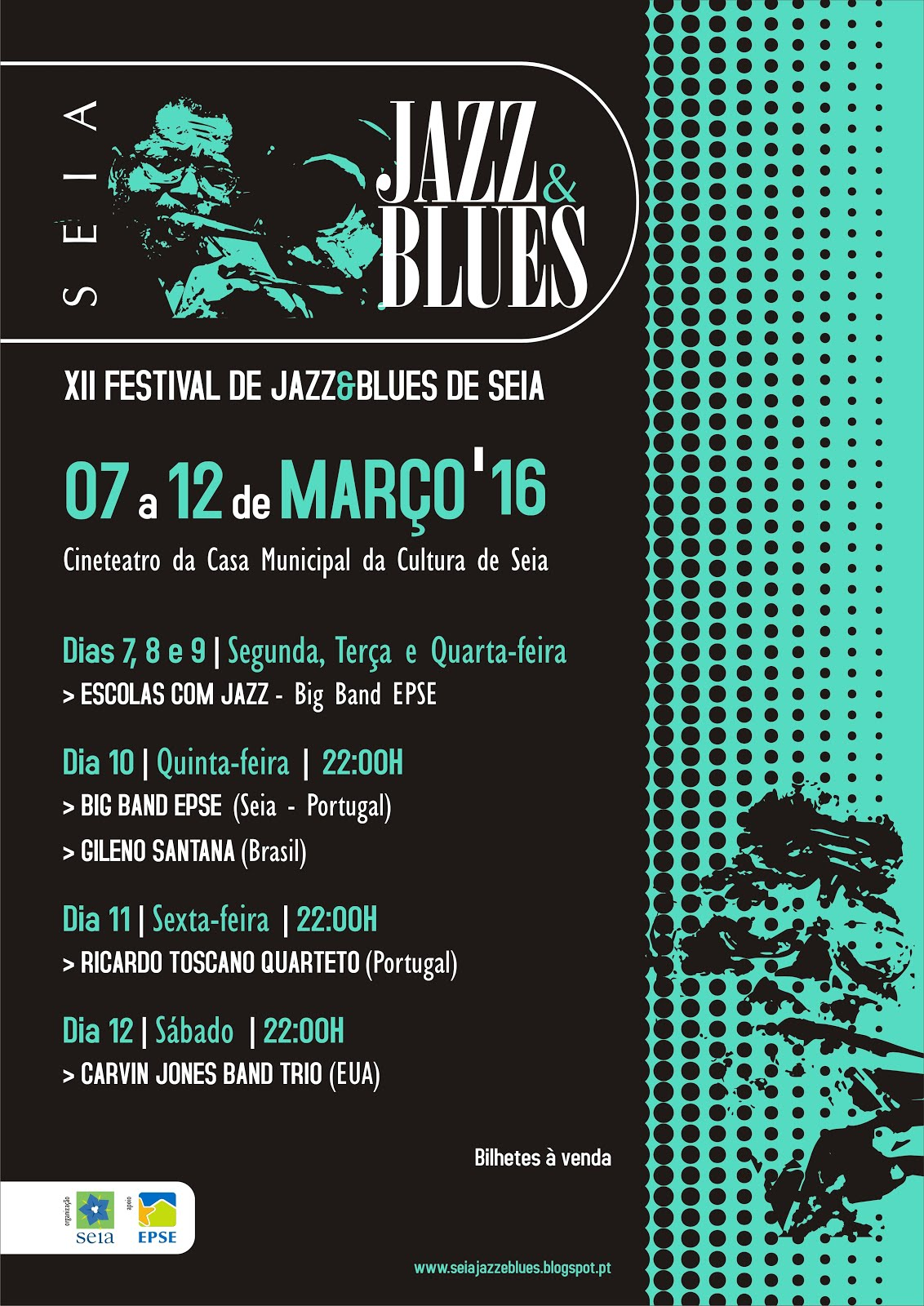 XII SEIA JAZZ & BLUES