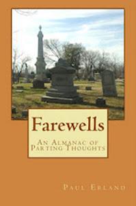 FAREWELLS now in print
