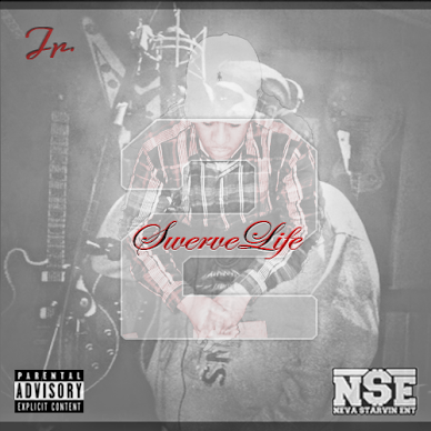 Mixtape cover for NSE Jp. - Swerve Life 2