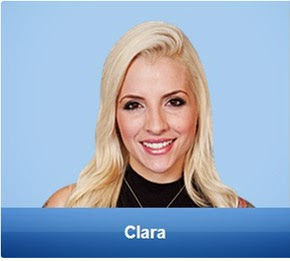 Votar Paredão do BBB 2014 Clara