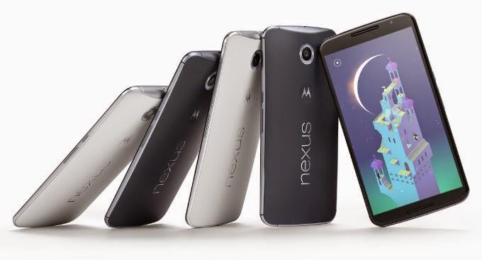kualitas Kamera Nexus 6 Terbaru yang sangat handal sekali