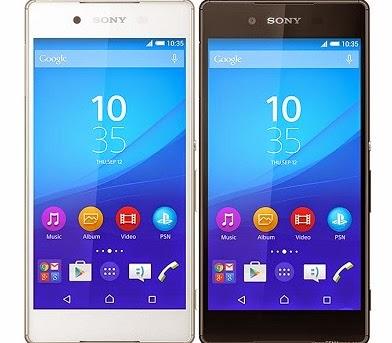 Harga dan Spesifikasi Sony Xperia Z4 Terbaru