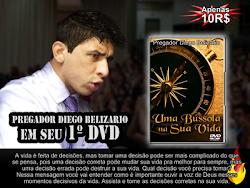 CHEGOU O DVD DO PREGADOR BELIZARIO
