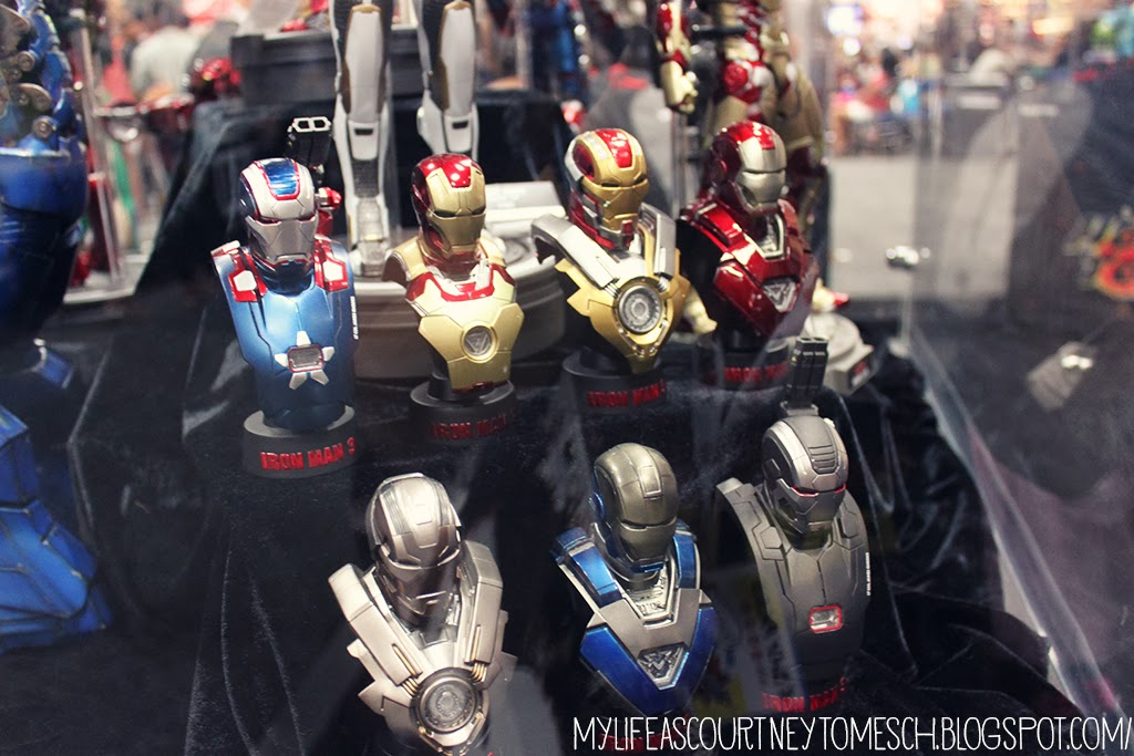 San Diego Comic Con 2013 Sideshow Collectibles