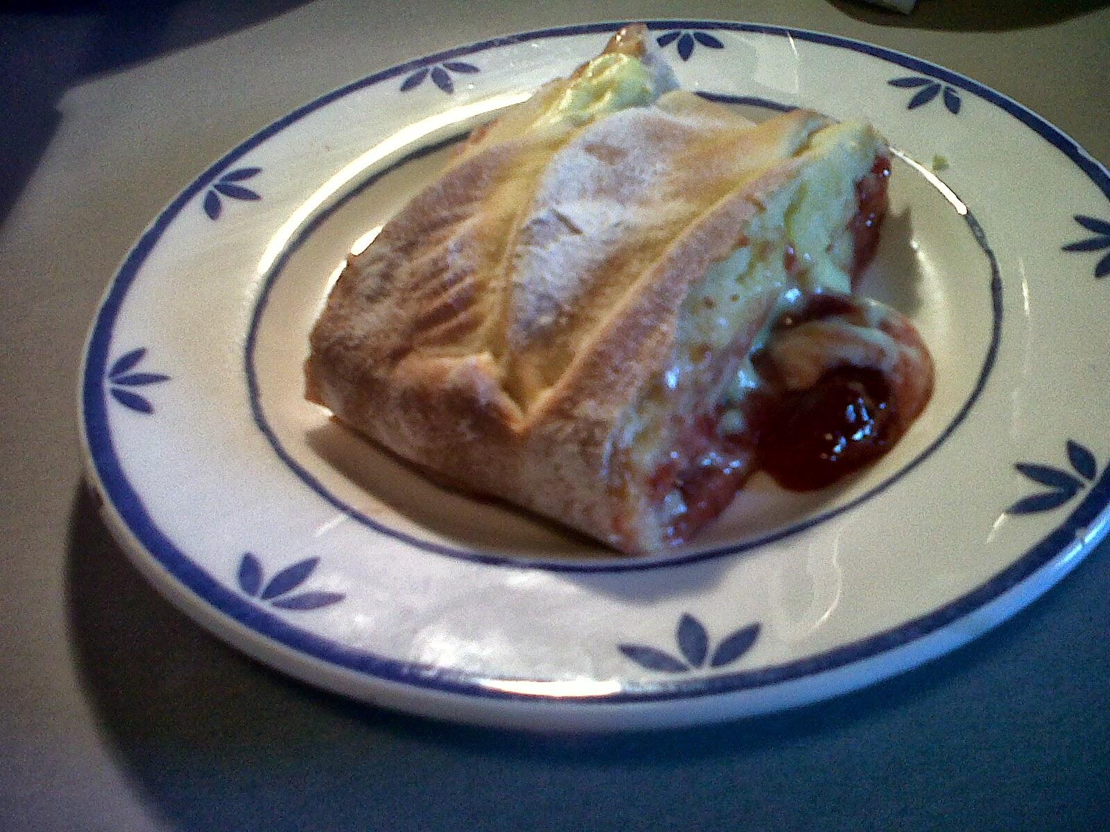 Pane e marmellata treccia squisita di hansel gretel