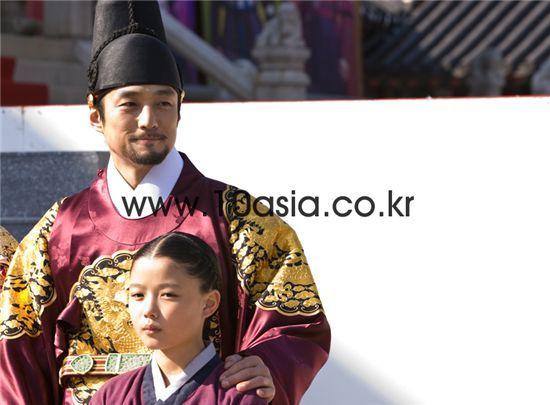 Kb Jpeg Little Dong Yi In Jewel The Crown Abitha Diyani