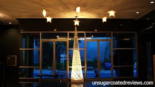 Ayala Museum Christmas tree 2011