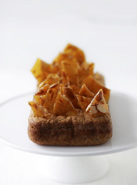 Honey Almond Cake Joy Of Baking