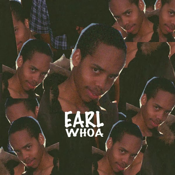 Earl Sweatshirt - Whoa (feat. Tyler, The Creator) - Single  Cover