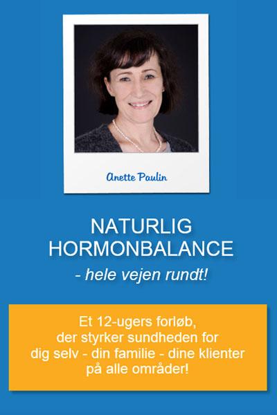 overgangsalder naturlige hormoner