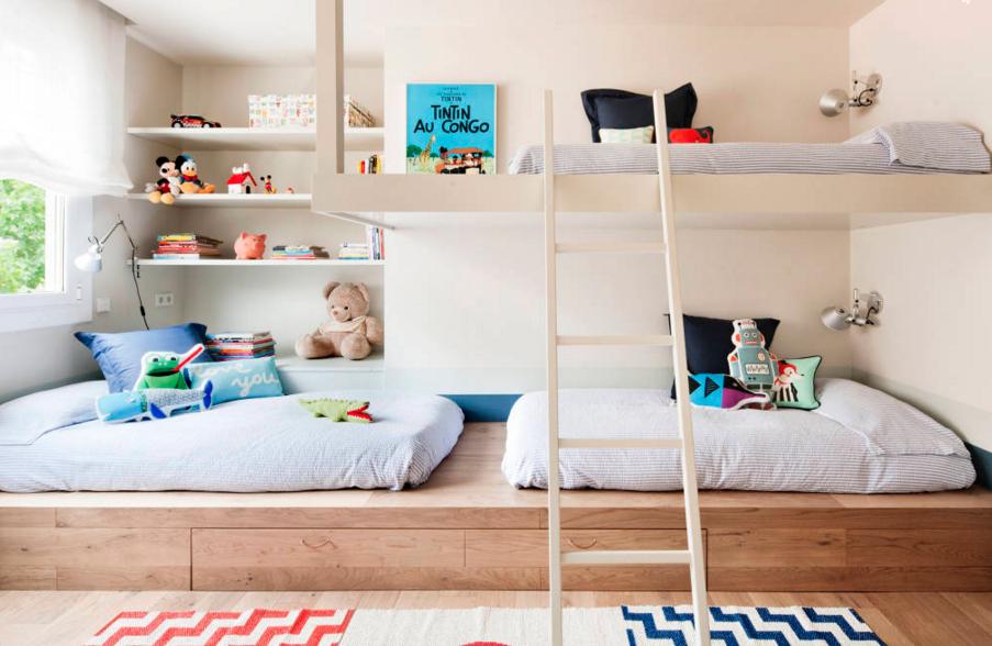 Kinderzimmer Zu Zweit - Kinderzimmer 2017