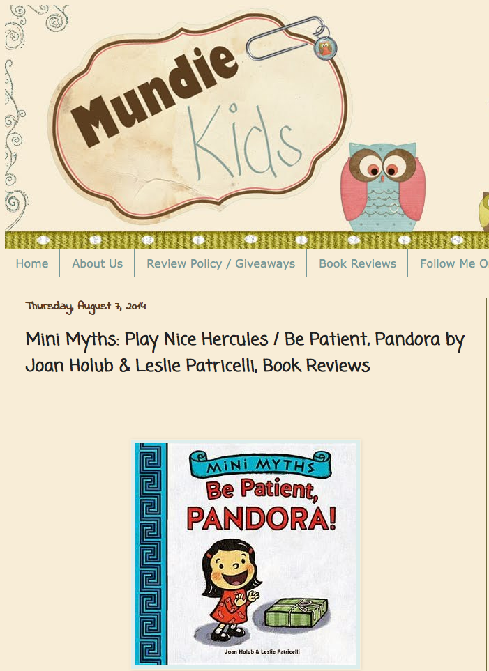 http://mundiekids.blogspot.com/2014/08/mini-myths-play-nice-hercules-be.html