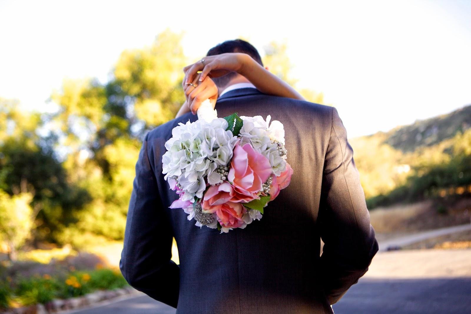 diy bridal brooch bouquet