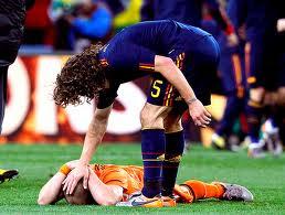 Espanha 1x0 Holanda - 2010