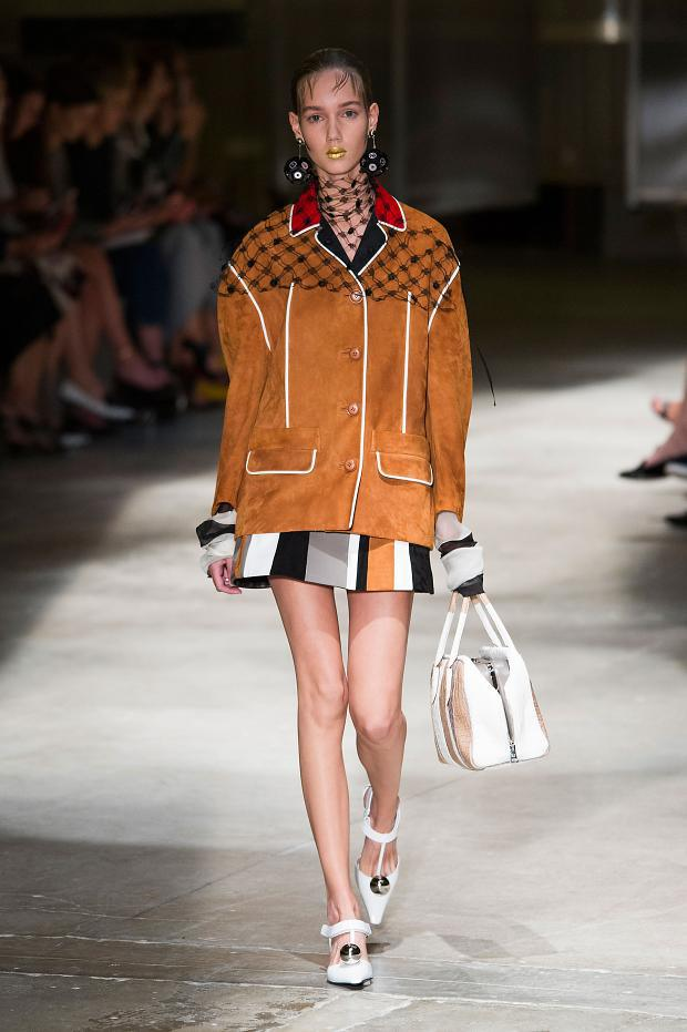 Prada Spring-Summer 2016 Runway Milan Fashion Week