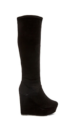 YULA STRETCH SUEDE BOOT ALICE + OLIVIA