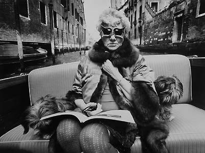 Women I Admire - Peggy Guggenheim