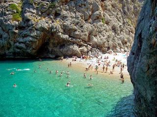 La mejor playa paradisiaca de España