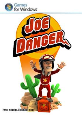 Joe Danger PC Cover