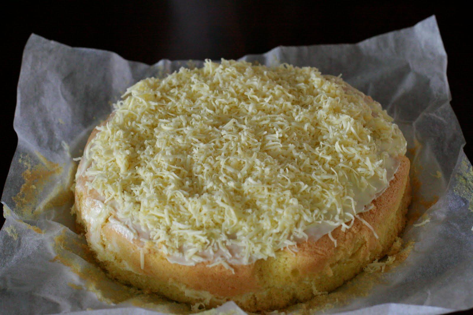 resep dan cara membuat kue bolu keju resep kue bolu