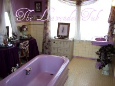 The Lavender Tub
