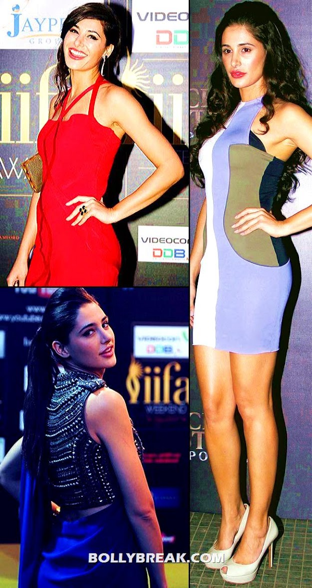 nargis fakhri after regaining back her curves  to act in movies - (6) -  Bollywood Babes no longer size zero