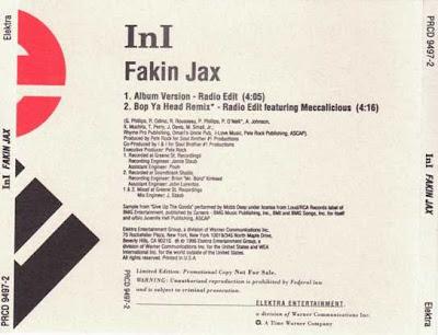 InI – Fakin Jax (Promo CDS) (1996) (320 kbps)