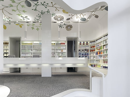 Imagine These Pharmacy Interior Design