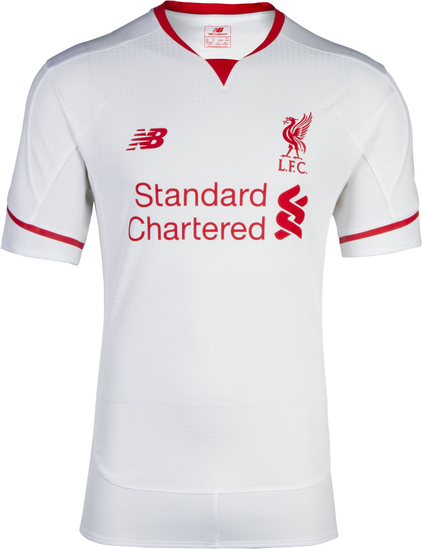 c164cd47f57 Cheap Liverpool 15-16 Away Kit Released