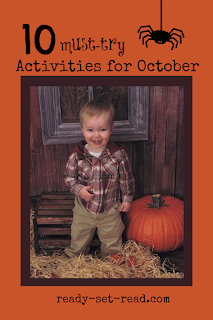October activities for kids