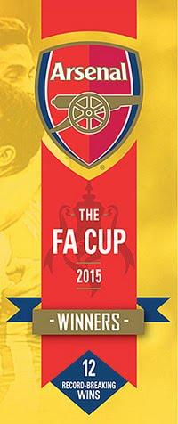 FA CUP 2015 Winners
