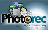 download for free TestDisk+photorec
