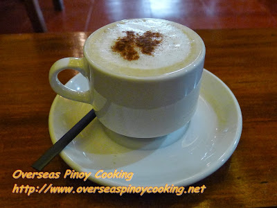 Coffee Break Vigan - Cappucino