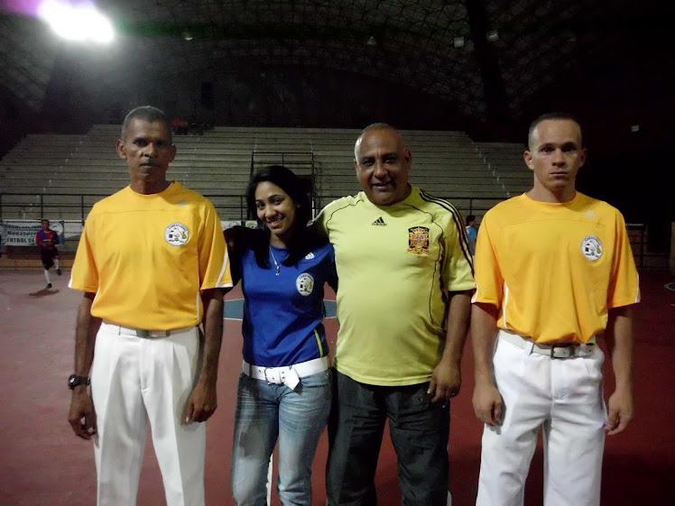 Arbitros   y   Anotadores   Futsal  Monagas