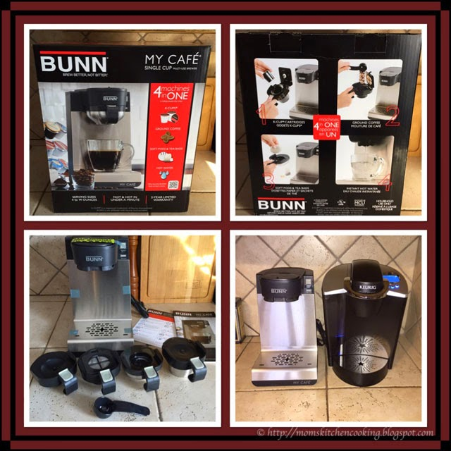 Bunn My Cafe Single Cup Brewer MCU) border=