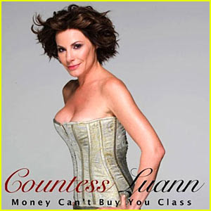 Countess LuAnn de Lessep