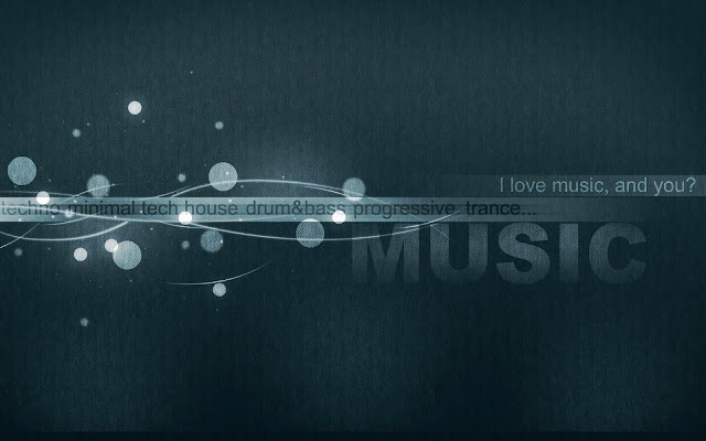 I love Music, and You